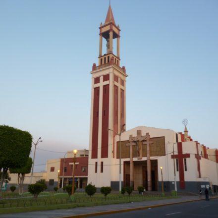 """Fraternidad La Inmaculada Concepción<br /> • Parroquia """"Inmaculada Concepción"""" (Templo Faro)<br /> • Botiquín """"San Francisco"""""""