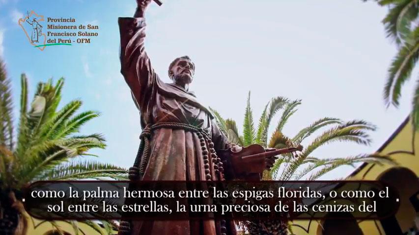 Virtudes y Milagros del Venerable Padre Fr. Francisco Solano