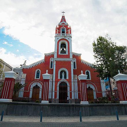 """Fraternidad San Genaro de la Recoleta<br /> • Parroquia """"Nuestra Señora de Monserrat""""<br /> • IE """"San Antonio de la Recoleta""""<br /> • IST """"La Recoleta"""""""