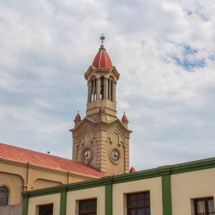"""Fraternidad San Francisco Solano<br /> • Parroquia """"San Francisco de Asís""""<br /> • Comisaría de Tierra Santa<br /> • Capilla """"San Martín"""""""