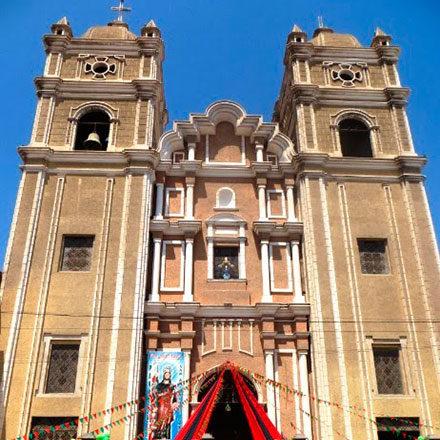 """Fraternidad Sagrado Corazón de Jesús<br /> • Parroquia """"San Antonio de Padua"""""""