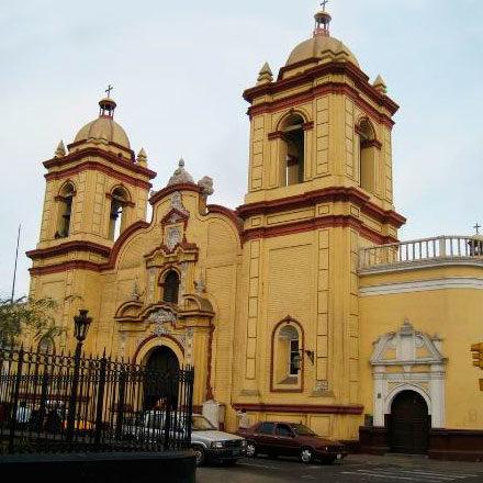 "Fraternidad San Agustín<br /> • Parroquia ""San Antonio de Padua"""