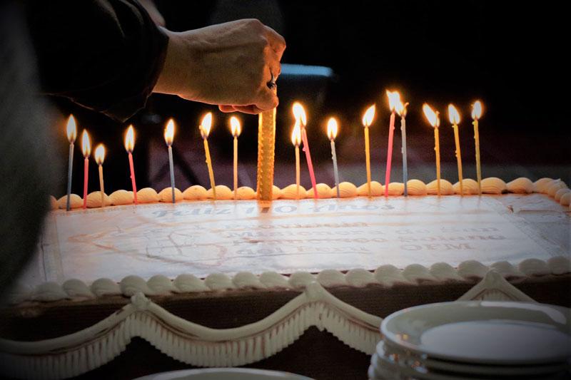 Celebración por los 110 años de nuestra fundación