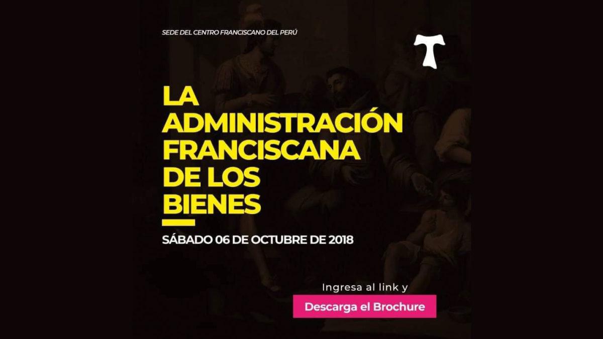 La Administración Franciscana de los Bienes