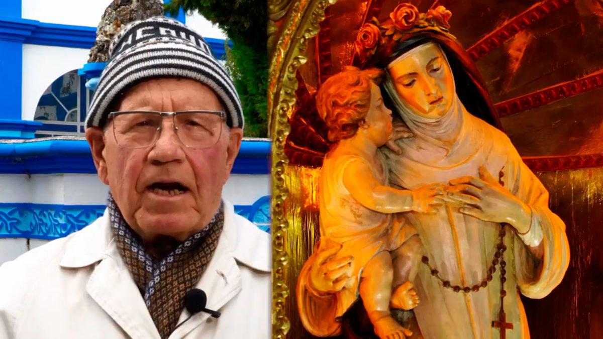 Santa Rosa de Lima un ejemplo de fidelidad
