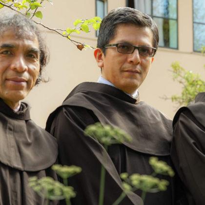 Frailes de la Fraternidad San Antonio de Padua en Cajamarca