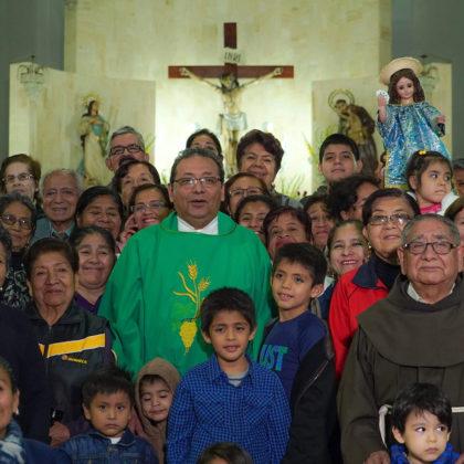 Parroquia San Antonio de Padua en Chiclayo