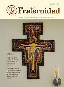 Revista Fraternidad - Agosto 2018 (Descargar PDF - 1.7MB)