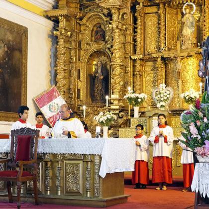 Parroquia San Antonio de Padua en Trujillo