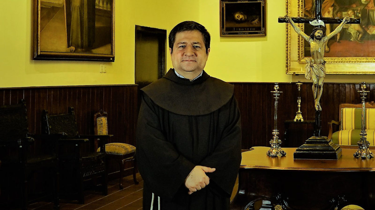 Evangelio del domingo 14 de octubre. Fray Alejandro Wiesse León, OFM