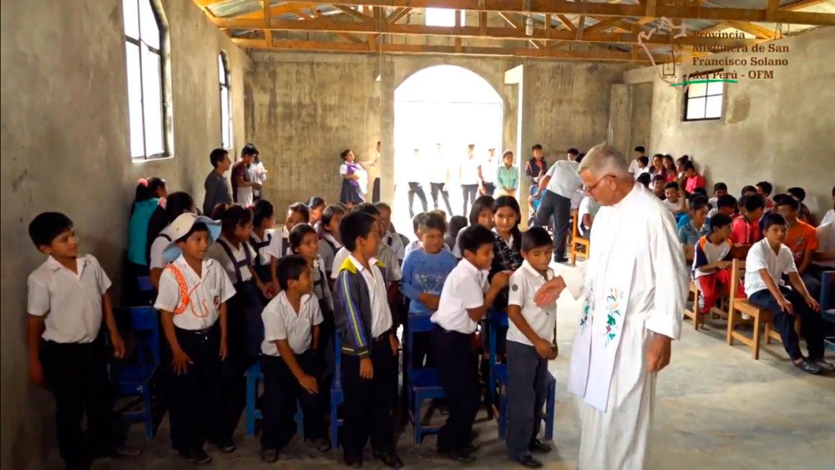 Misiones Franciscanas en la Selva Central