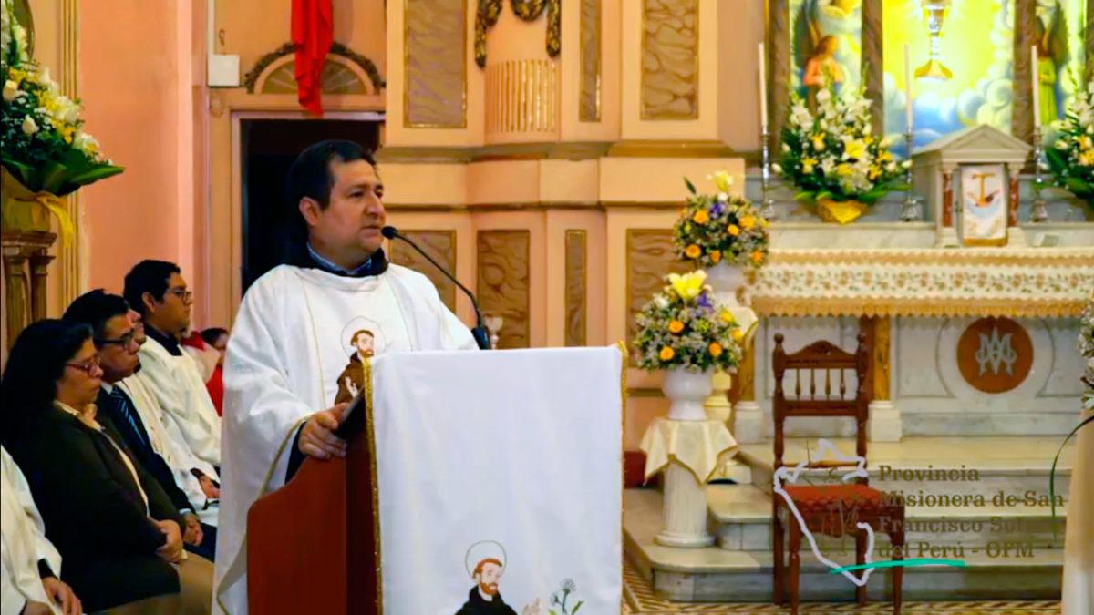 Un Santiamén: Mensaje final de nuestro Ministro Provincial – fiesta de San Francisco de Asís