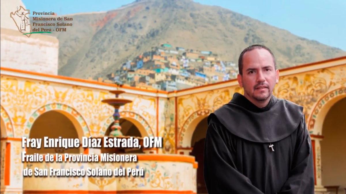 UN SANTIAMEN: Fray Enrique Díaz Estrada, OFM-Parte 1