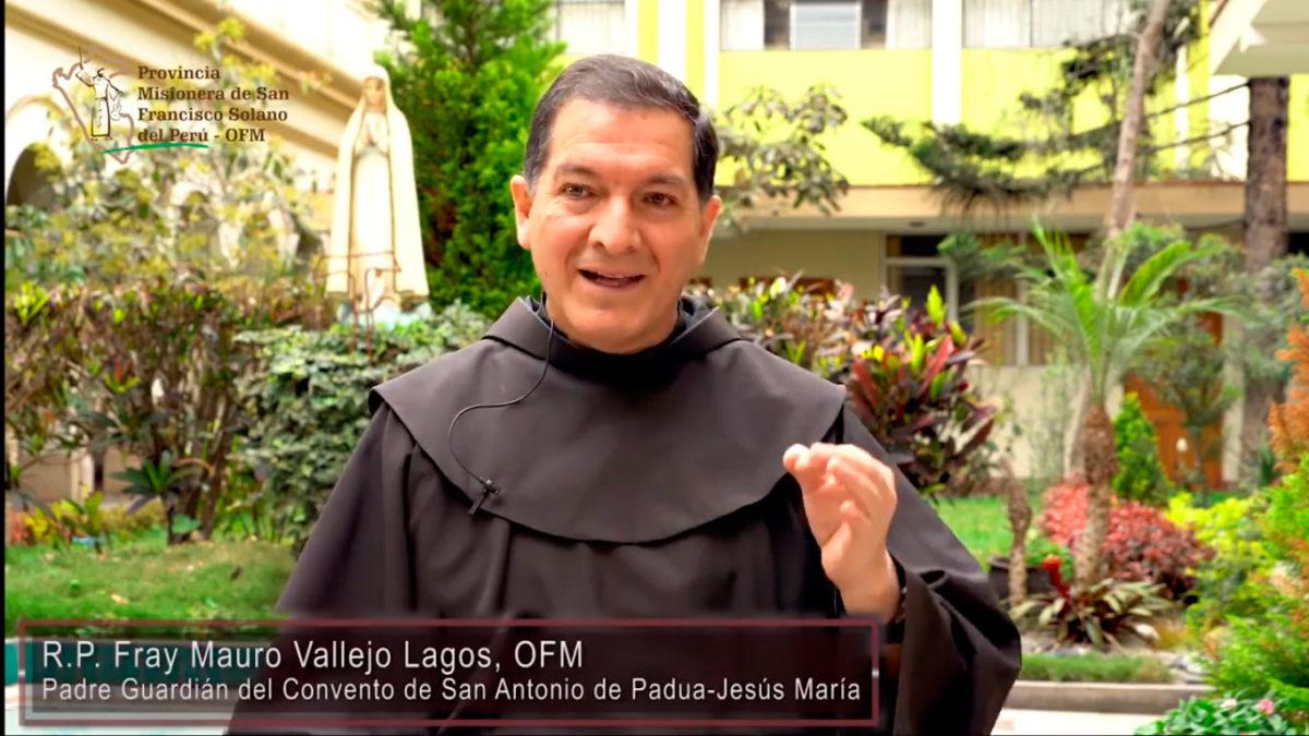 UN SANTIAMÉN: Fray Mauro Vallejo Lagos, OFM – ideología de género