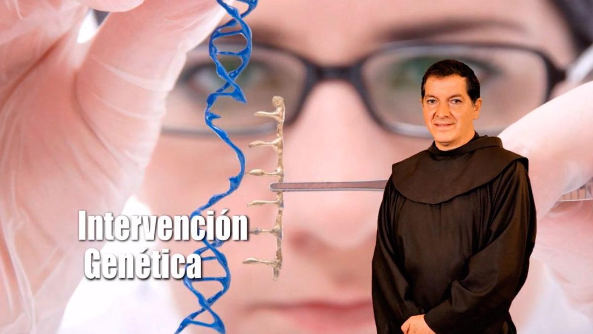 UN SANTIAMÉN: Fray Mauro Vallejo Lagos, OFM. Intervención Genética