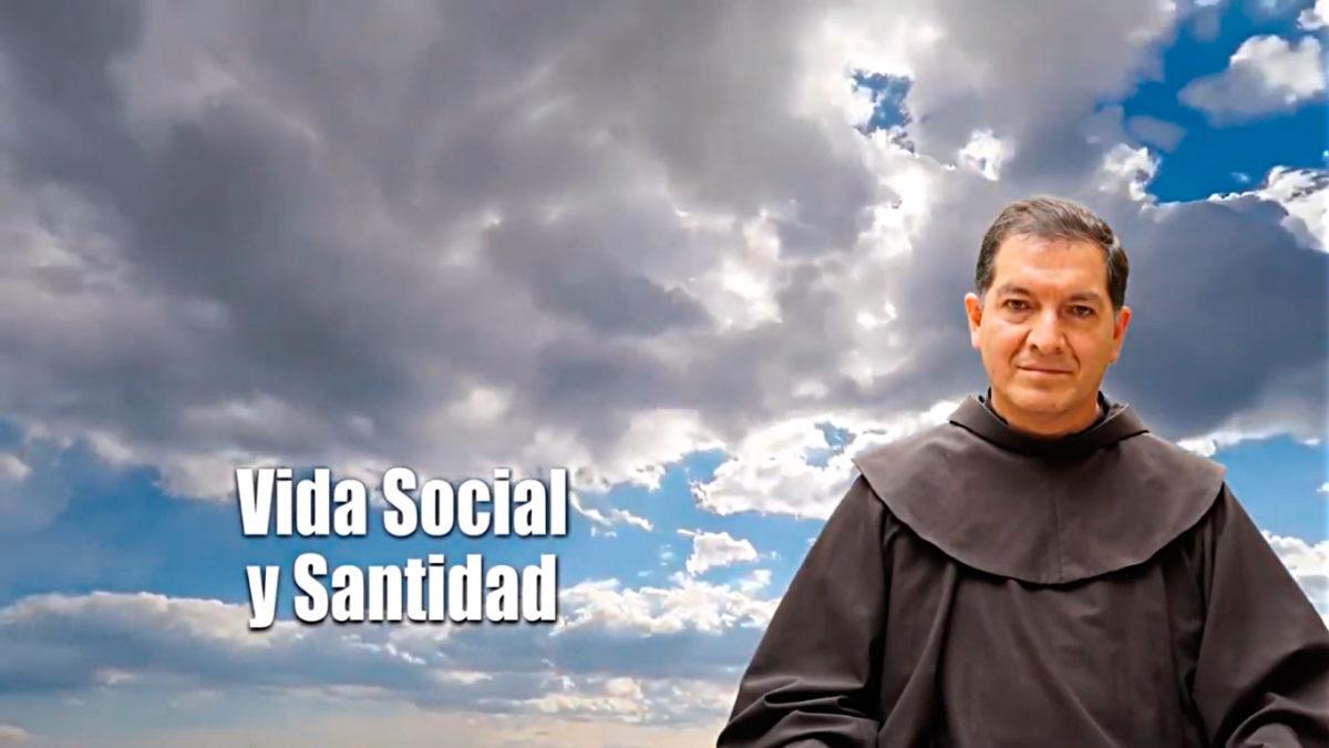 Un Santiamén: Vida Social y Santidad – Fray Mauro Vallejo, OFM