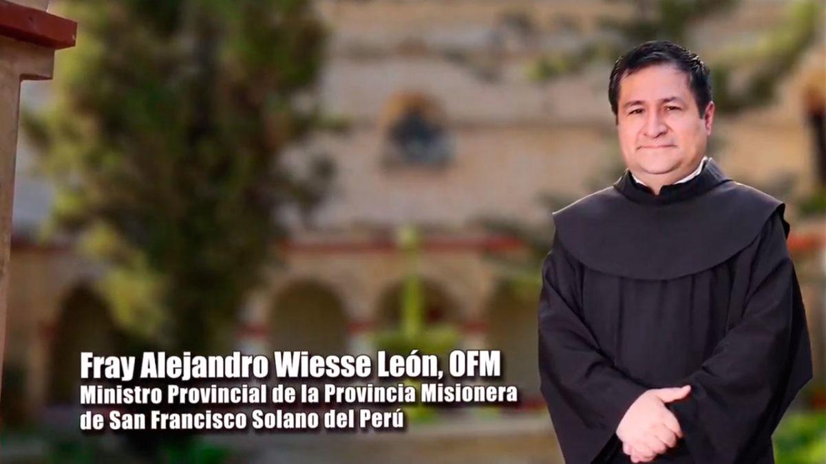 Evangelio del Domingo 23 de Diciembre. Fray Alejandro Wiesse León, OFM.