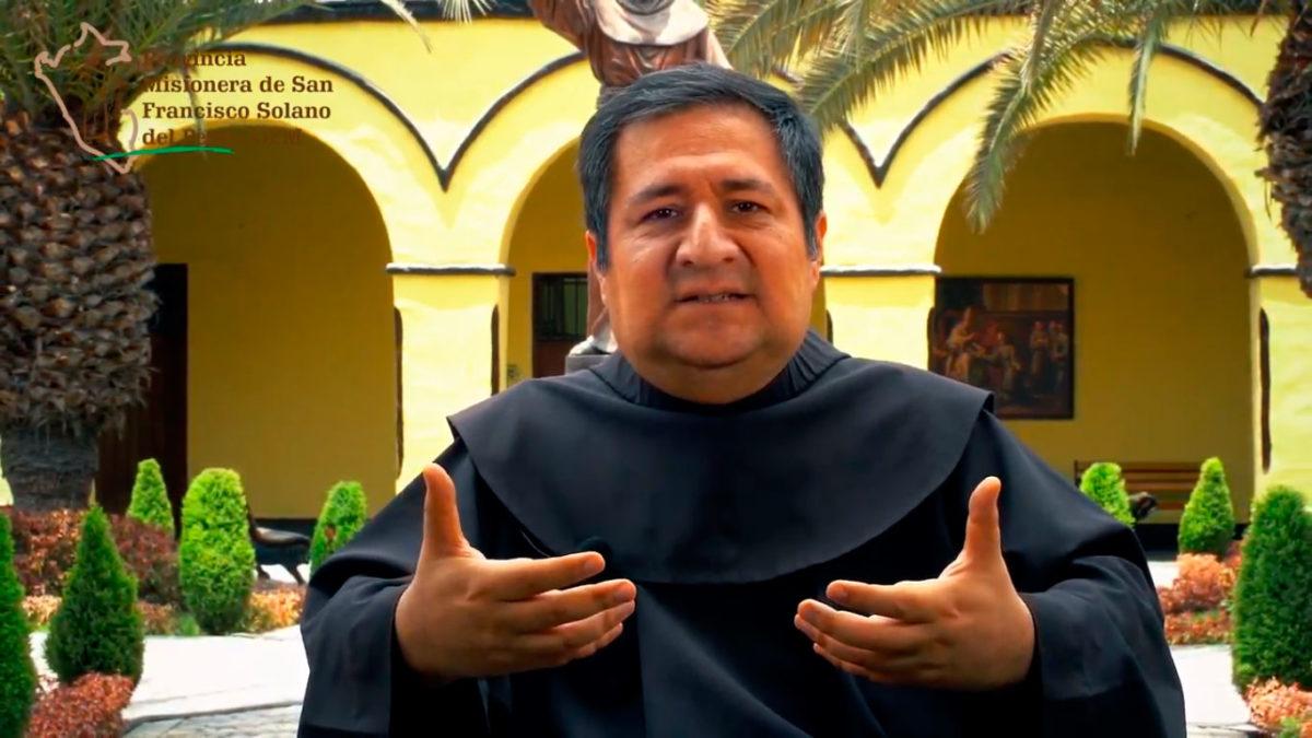 Mensaje de Fray Alejandro Wiesse León OFM, por Navidad