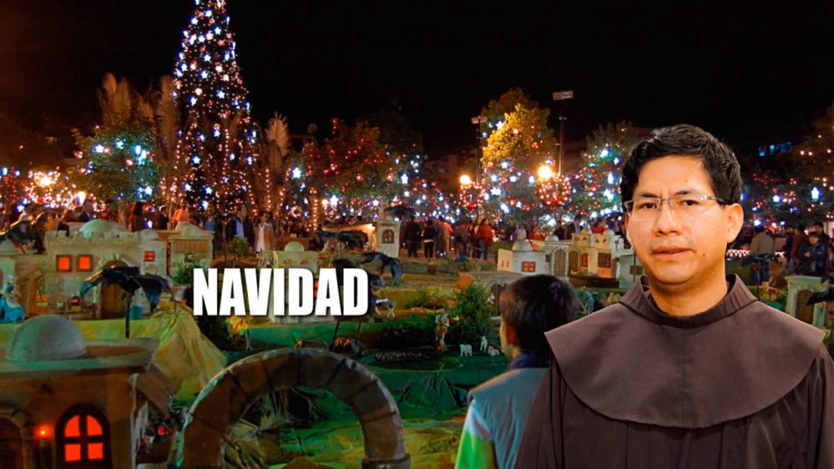 UN SANTIAMÉN: Saludo de Navidad de Fray Isaías Cossío, OFM