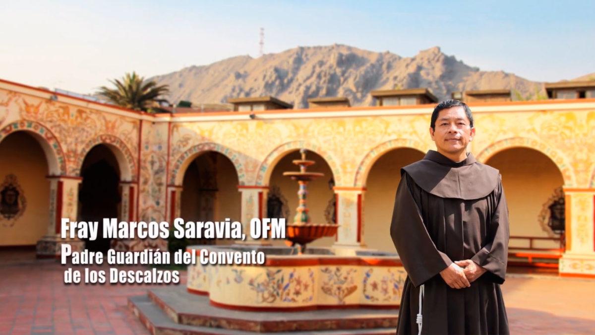 UN SANTIAMÉN: Saludo de Fray Marcos Saravia OFM, por fin de año