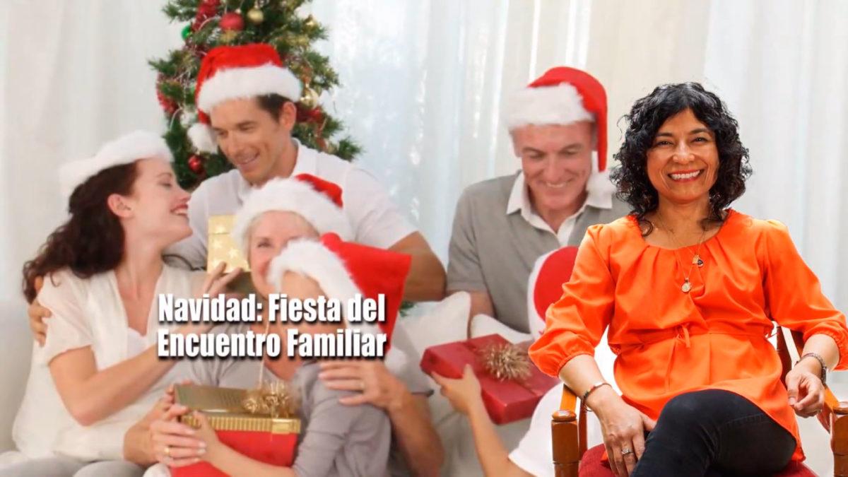 UN SANTIAMÉN: Navidad, Fiesta del Encuentro Familiar
