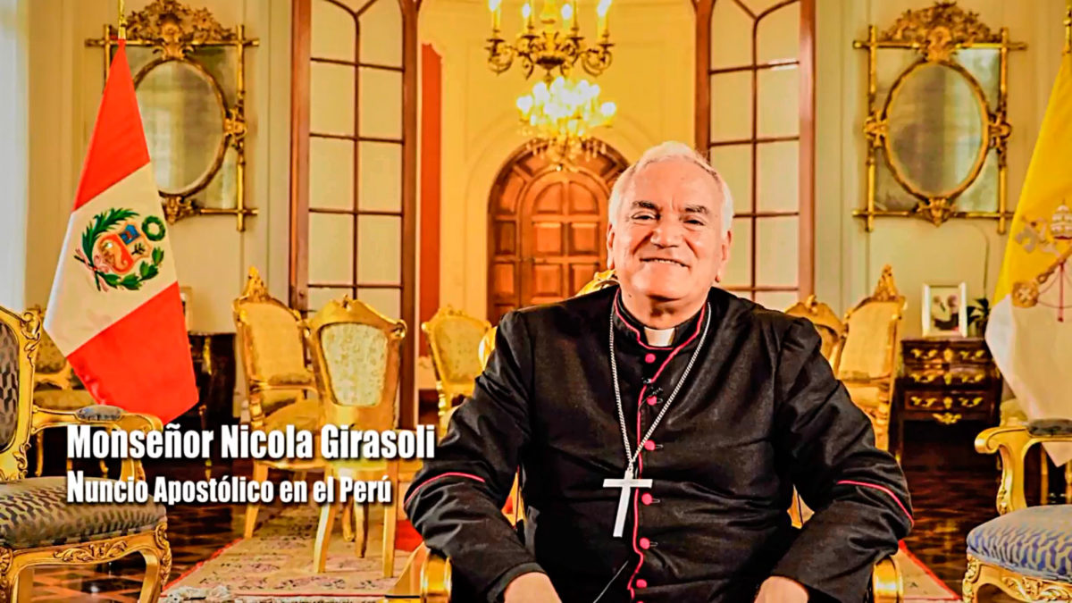 Informativo 3 – Monseñor Nicola Girasoli
