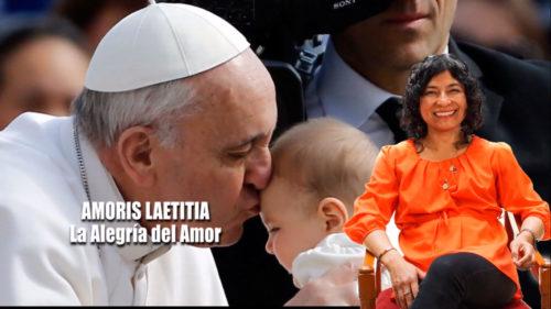 UN SANTIAMÉN: AMORIS LAETITIA (La Alegría del Amor – Papa Francisco)