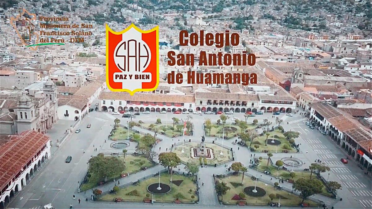 Colegio San Antonio de Huamanga. Mini Institucional