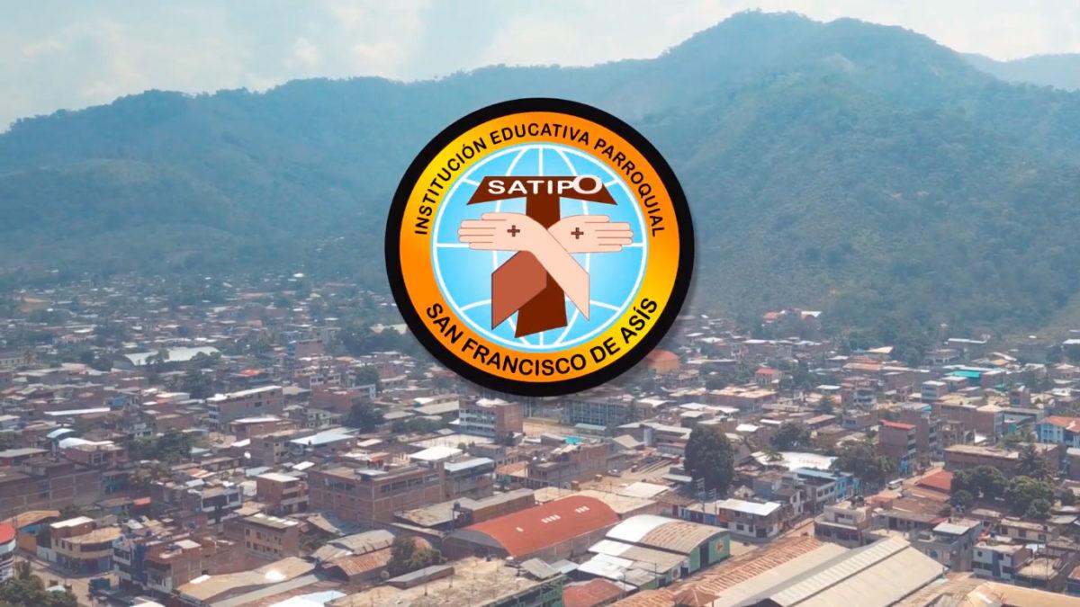 Colegio San Fracisco de Asís en Satipo