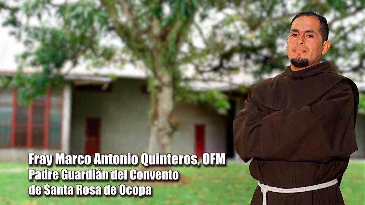 Homilía V Domingo de Pascua-Fray Marco Quinteros, OFM
