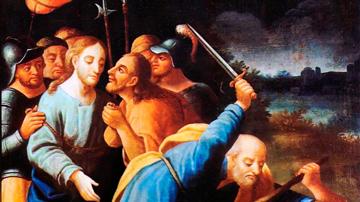 UN SANTIAMÉN: Evangelio según San Lucas 6, 27-38