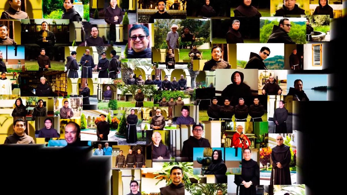 Segundo avance del documental institucional: Franciscanos en el Perú