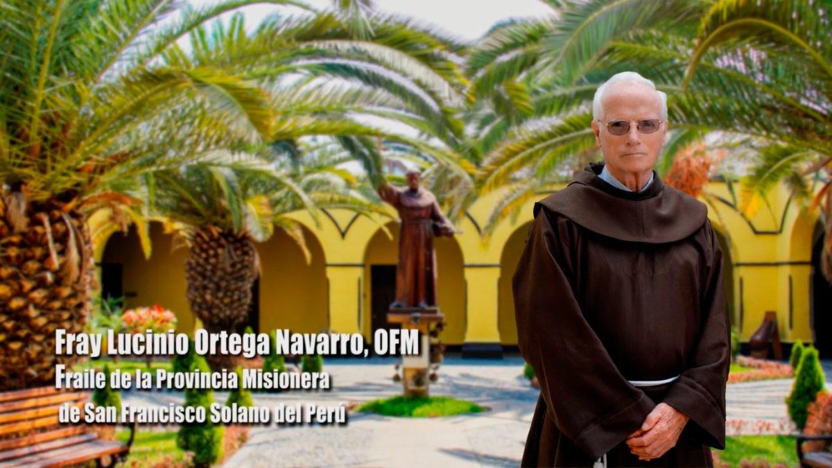 Avance de la vida de FRAY LUCINIO ORTEGA NAVARRO, OFM