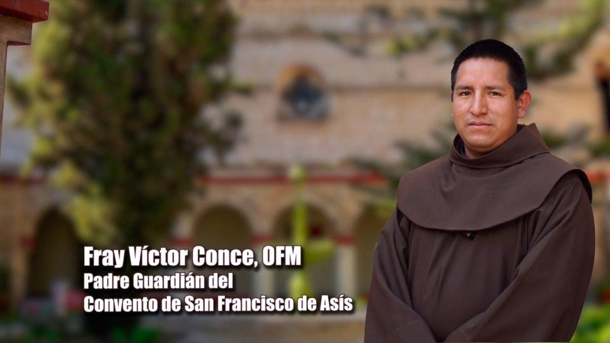 UN SANTIAMÉN: Saludo de Fray Víctor Conce, OFM por el inicio del año escolar