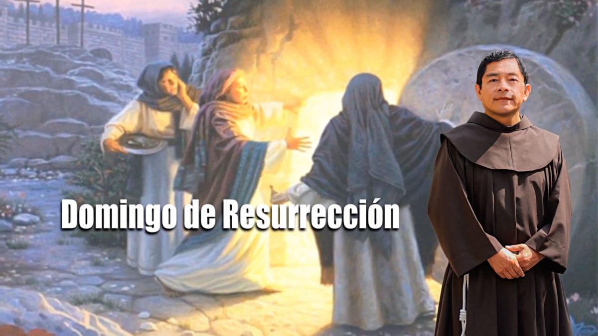 Domingo de Resurrección – Fray Marcos Saravia, OFM