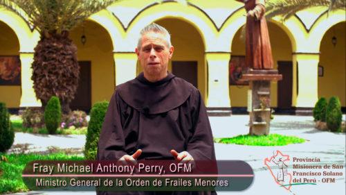 VOCACIÓN – MISIONERO (Parte 1): Fray Michael Perry, OFM