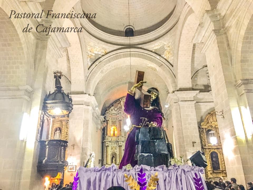 Jueves Santo en las parroquias y fraternidades de la Provincia