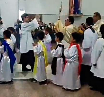 Chiclayo – Jueves Santo