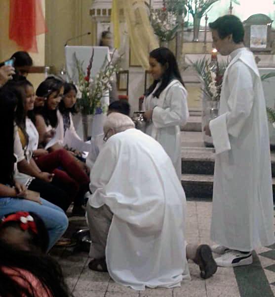 Jueves Santo en La Merced