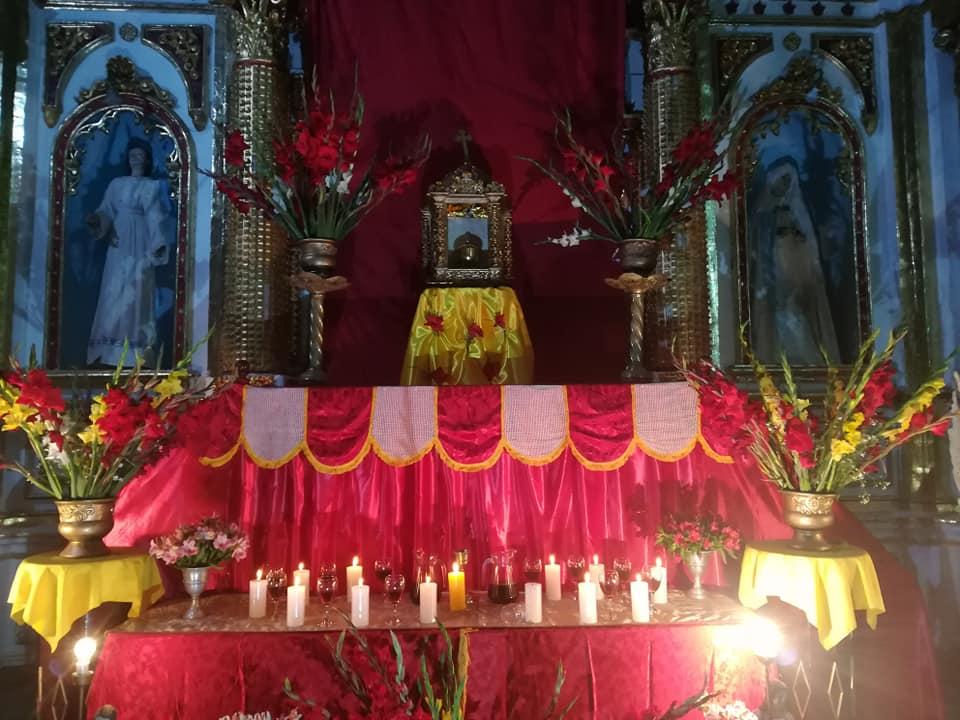 Jueves Santo en Santa Rosa de Ocopa
