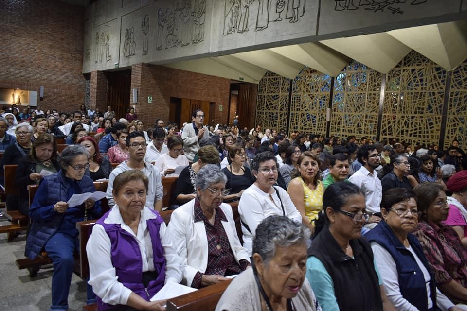 Parroquia San Antonio de Padua: Jueves Santo