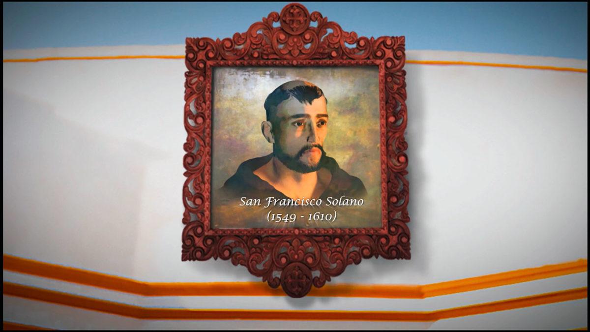 SAN FRANCISCO SOLANO – Avance del Documental «Los cinco Santos del Nuevo Mundo»