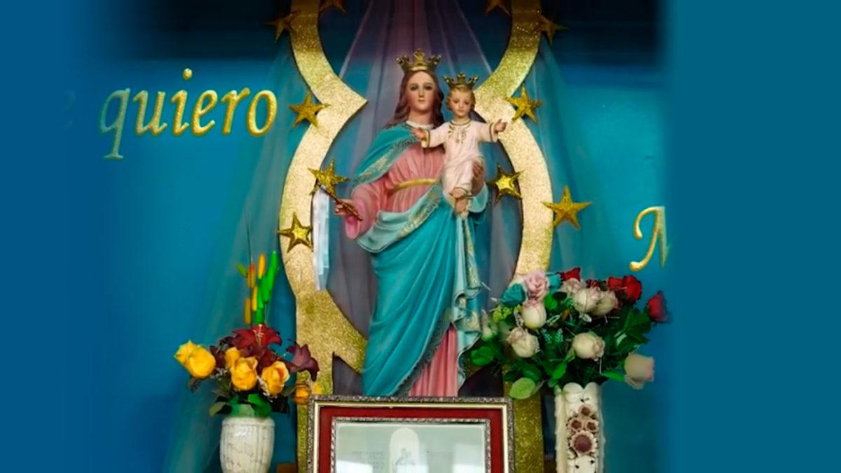 FELIZ DÍA MAMÁ: Fray Luis Miguel Mori, OFM