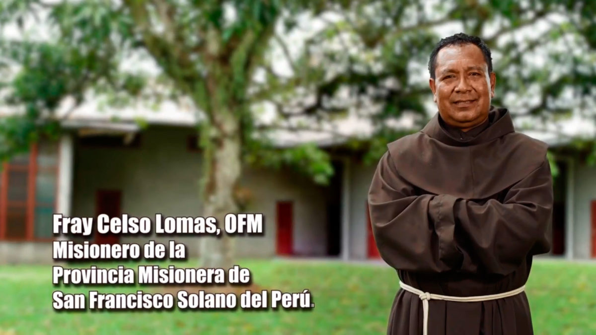 Evangelio según San Juan 14, 23-29. Fray Celso Lomas, OFM