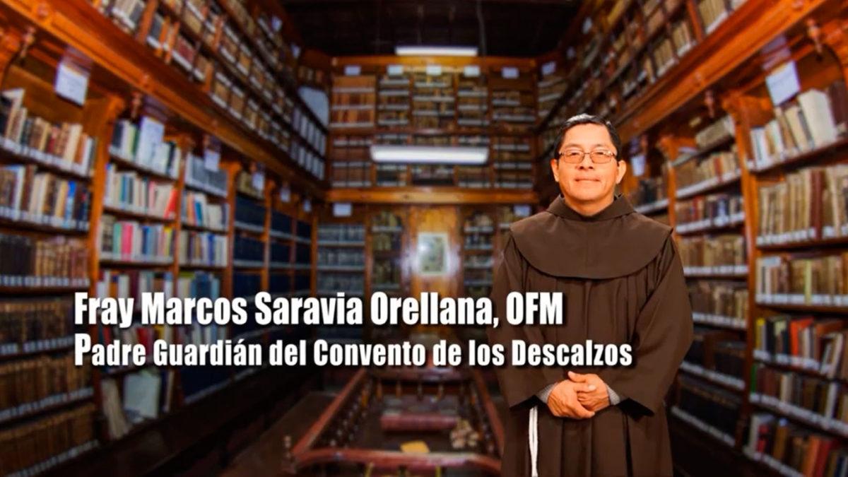 Evangelio según San Lucas16, 1-13. Fray Marcos Saravia, OFM