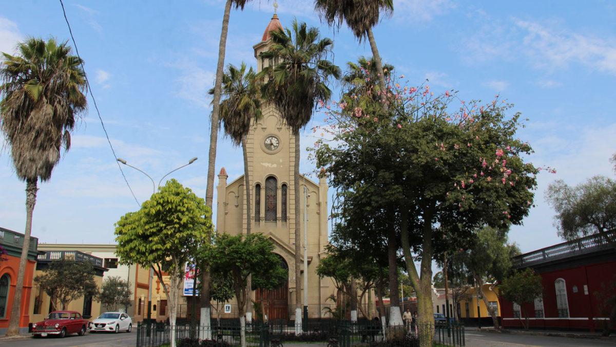Desde nuestra Fraternidad en Barranco-Una breve reseña histórica