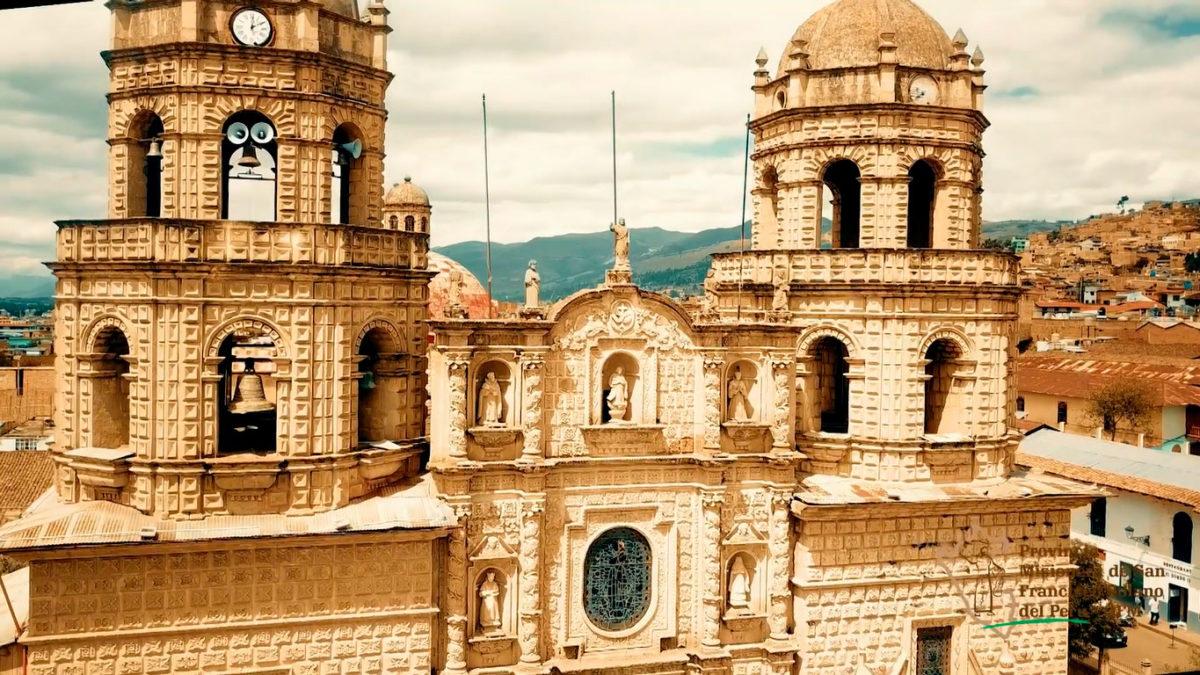470 años de la llegada franciscana a Cajamarca