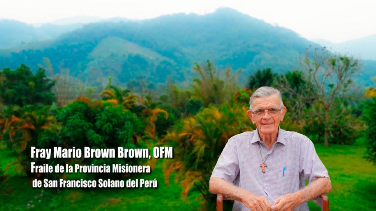 Fray Mario Brown, OFM – Ser Sacerdote para Amar y Servir(Mensaje 1)