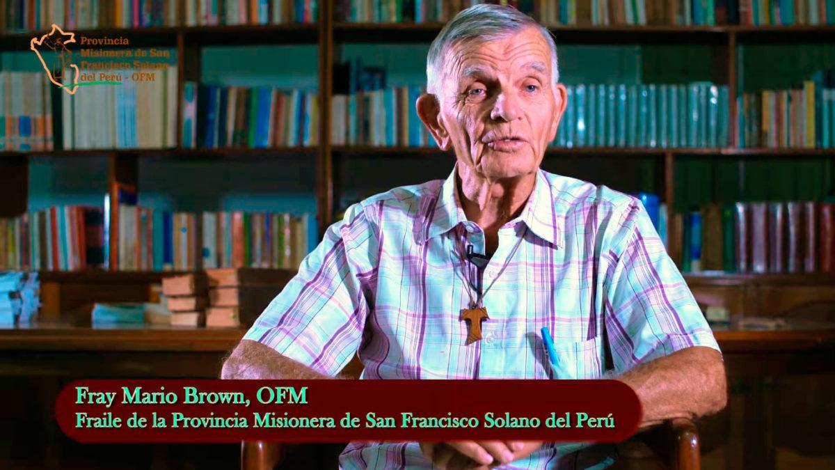 Un Santiamén con Fray Mario Brown (Mensaje 5)