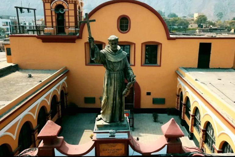 111 aniversario de la Provincia Misionera de San Francisco Solano del Perú